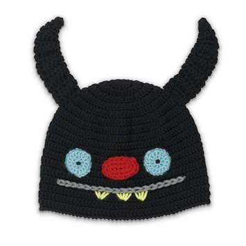 Ninja Batty Shogun Black Hat picture