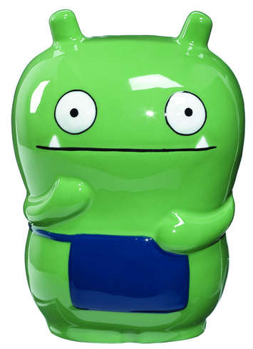 Uglydoll Ceramic Coin Bank - Wage picture
