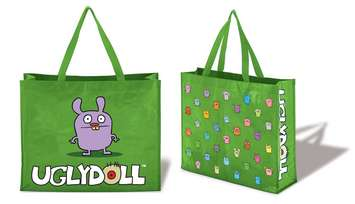 Uglydoll Tote Bag - Green picture