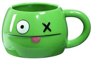 Uglydoll™ Ceramic Cup - OX™ Green picture