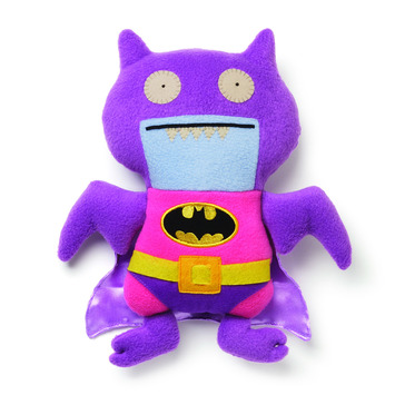 "DC Comics - Ice-Bat Batman 11"" (Pink/Purple) picture"