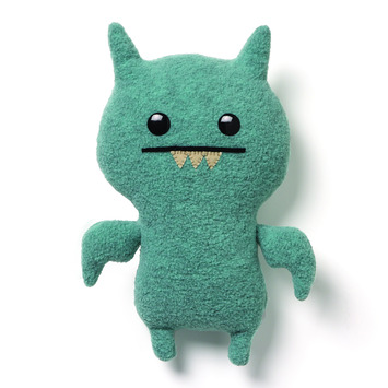 "Uglydoll Origins-Ice Bat Blue (11"") picture"