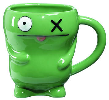 Uglydoll™ Ceramic Mug - OX™ Green picture
