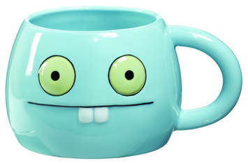 Uglydoll™ Ceramic Cup - Babo™ Blue picture