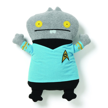 BABO as Dr. McCoy picture