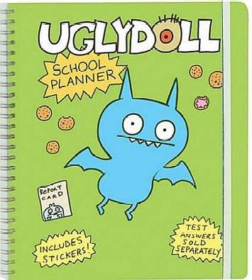 Uglydoll School Planner picture