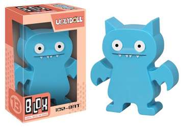 Blox Ice-Bat™ Vinyl Figure NEW! picture