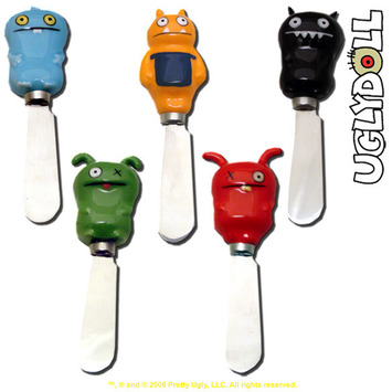 Uglydoll Ceramic Spreaders picture