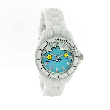 BABO White Ceramic Watch with Swarovski® Crystal LIMITED EDITION picture