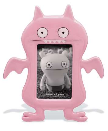 Ice-Bat Ceramic Frame - Pink picture
