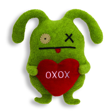 "Valentine OX-OXOX (7"") picture"
