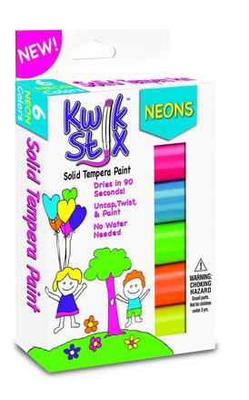 Kwik Stix Neons 6PK picture