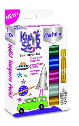 Kwik Stix Metalix 6PK picture