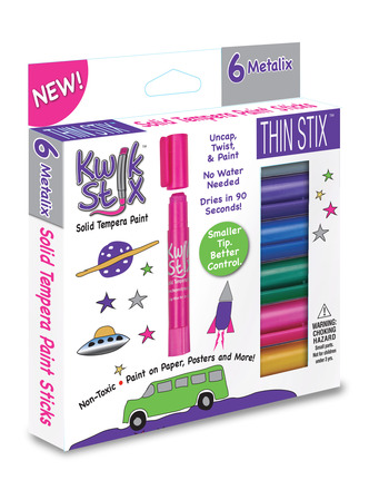 Thin Stix Metalix 6pk