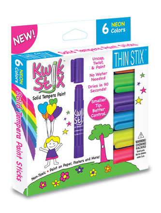 Thin Stix Neons 6pk picture