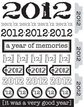Year of Memories - 2012 picture