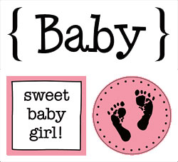 Quick Cards - Baby Girl picture