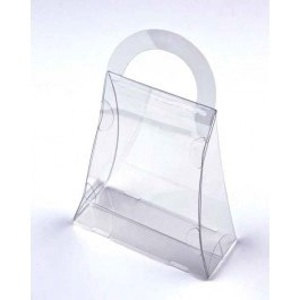 Clear Box - Purse Medium (12) picture