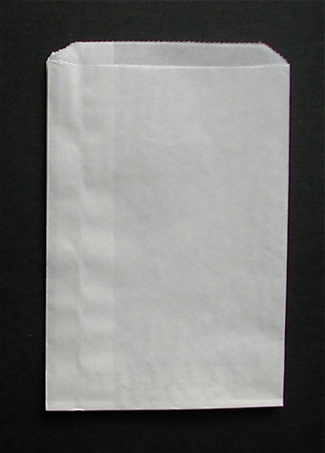 "Glassine Bags - 4 3/4"" x 6 3/4"" - 10 pack picture"