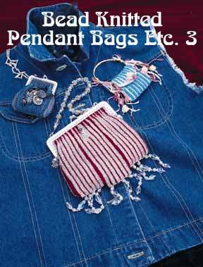 BagLady - Bead Knitted Pendant Bags Etc. 3-Williams picture