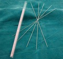 Knitting Needles Size 0000 (1.25mm)/5 pack