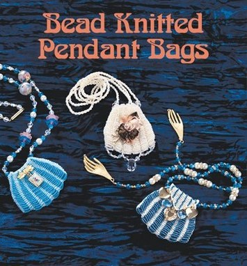 BagLady - Bead Knitted Pendant Bags-Williams picture
