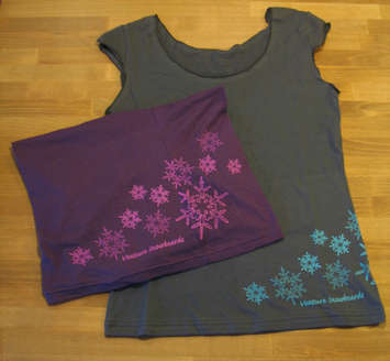 Women's Flurry T-shirt picture