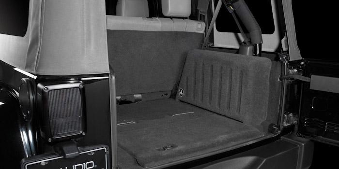 How do i make my jeep sound louder #2