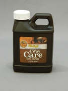 8 OZ.  CARE 4-WAY LEATHER CONDITIONER