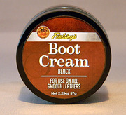 2.5 OZ.  FIEBING BOOT CREAM POLISH