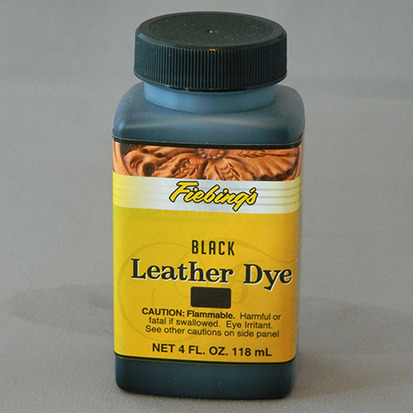 4 OZ.  LEATHER DYE picture
