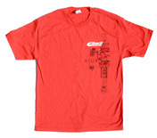 T-SHIRT, COILOVER, L
