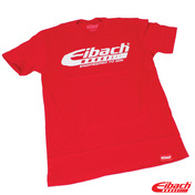 "Eibach ""Engineered To Win"" Tee, Red, Large"