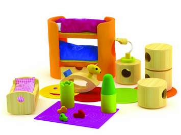 Hape Trendy Nursery picture