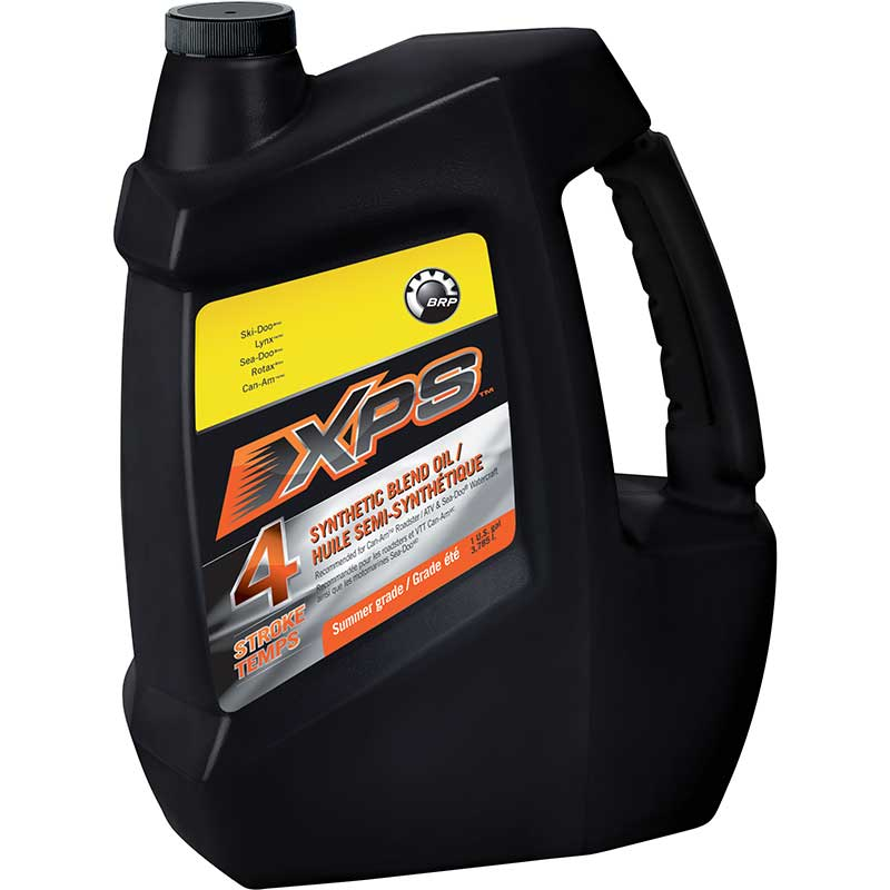 Can Am Atv Xps 4 Stroke Synthetic Blend Oil Oils
