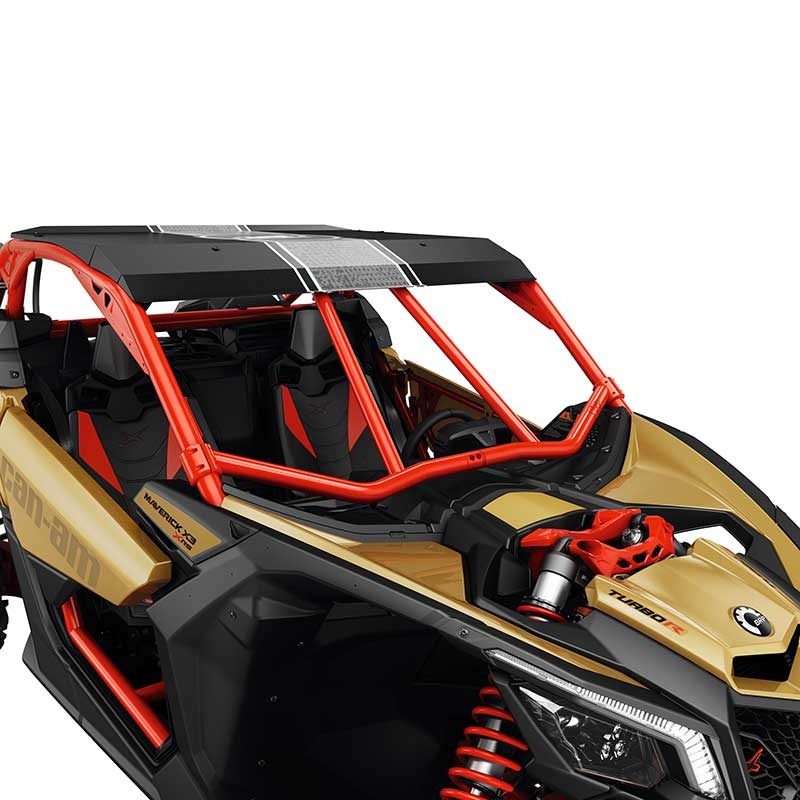 Can Am Atv Lonestar Racing Front Intrusion Bar Can Am