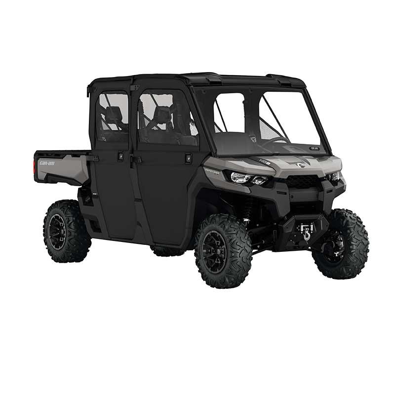Can Am Atv Soft Cab Enclosure Black Defender