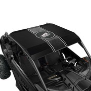 High Quality Lonestar Racing Aluminum Roof   Black (with Wrap Kit)