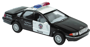Die-Cast Police picture
