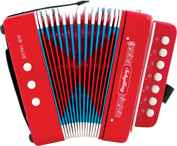 Accordion picture