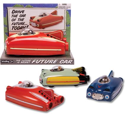 Tin Future Car picture