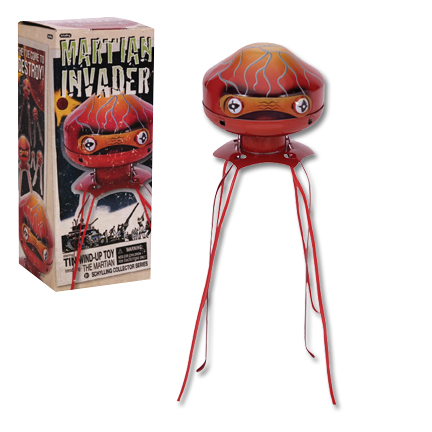 Martian Tin Toy picture