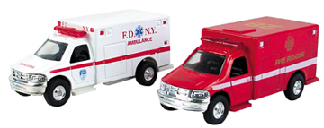 Die Cast Ambulance picture