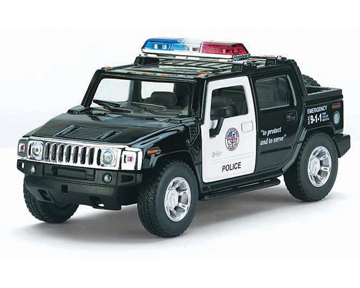 Die Cast 2005 Police Hummer H2 picture