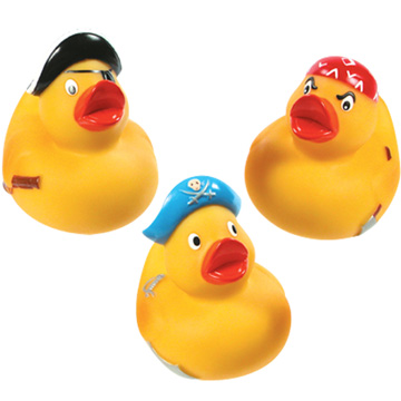 Rubber Duckies Pirates Assted picture