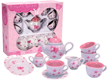 Butterfly Teaset picture