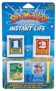 Sea-Monkeys Original Instant Life picture