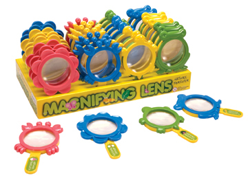 Magnifying Lens - 4 Assted picture