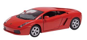 Die-Cast Lamborghini Gallardo picture