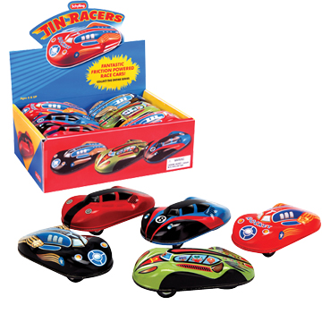 Tin Friction Cars picture